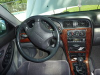 Picture of 2004 Subaru Legacy L 35th Anniversary Edition Wagon, interior