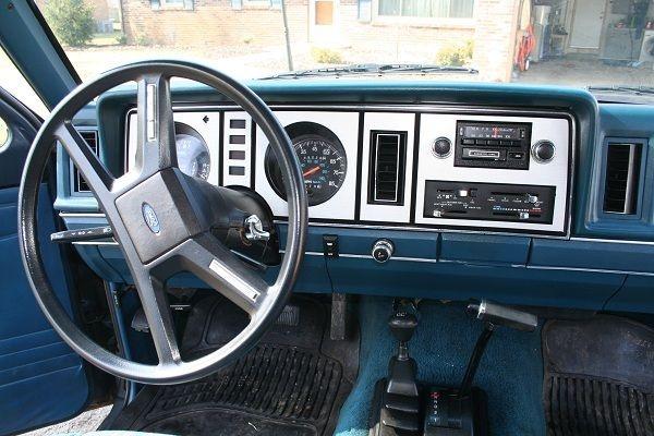 1984 ford bronco ii pictures cargurus