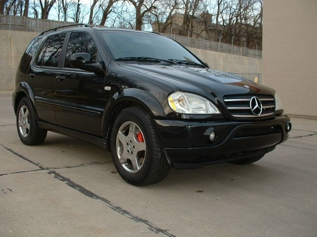 2003 mercedes benz m class ml55 amg picture exterior for Mercedes benz ml55 amg