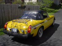 1979 MG MGB Roadster Picture Gallery