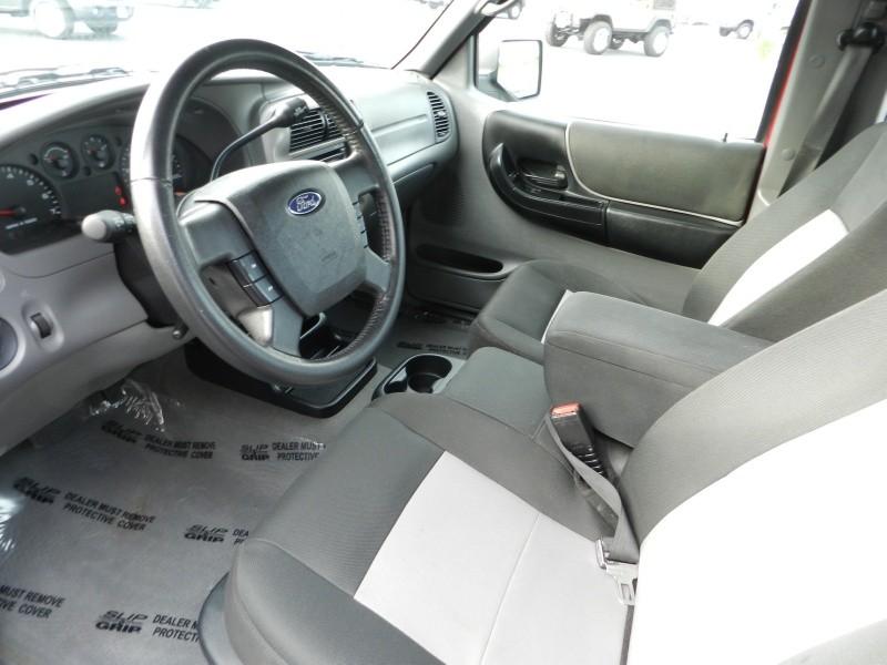 2000 Ford Ranger Xlt Interior Image