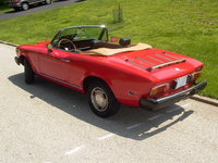 1977 FIAT 124 Spider Overview