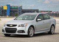 2014 Chevrolet SS, Front-quarter view, exterior, manufacturer, gallery_worthy