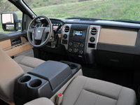 2013 Ford F-150, Front passenger's view, interior