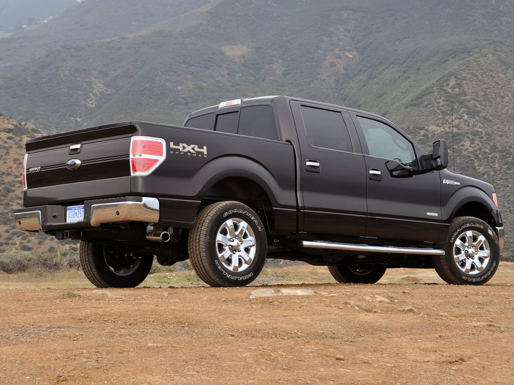2013 ford f 150 test drive review cargurus. Black Bedroom Furniture Sets. Home Design Ideas