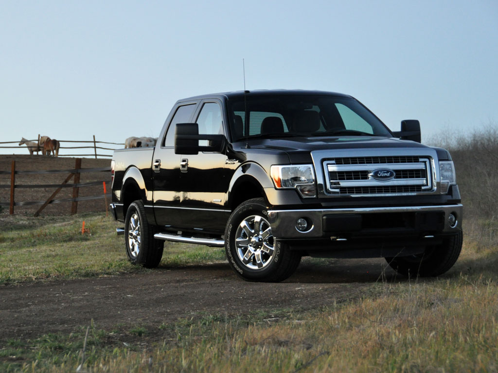 2013 Ford F-150 Test Drive Review