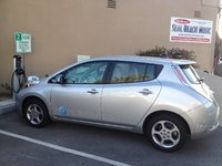 2011 Nissan Leaf SL, Hal 2011 in Seal Beach., exterior, gallery_worthy
