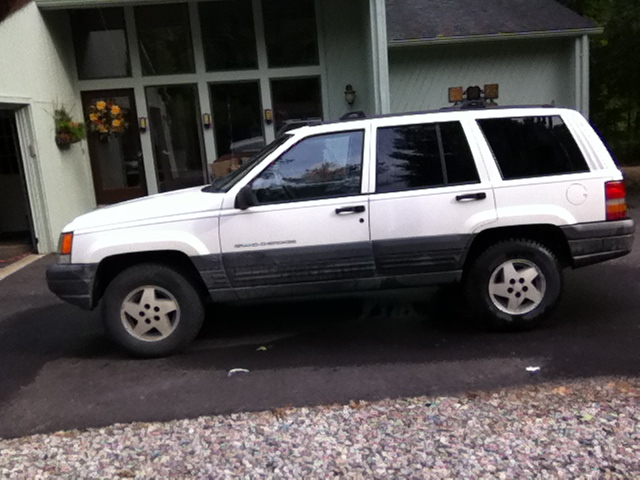 picture of 1996 jeep grand cherokee laredo exterior. Cars Review. Best American Auto & Cars Review