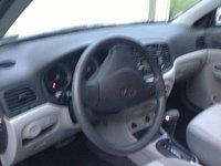 Picture of 2009 Hyundai Accent GLS Sedan FWD, interior, gallery_worthy