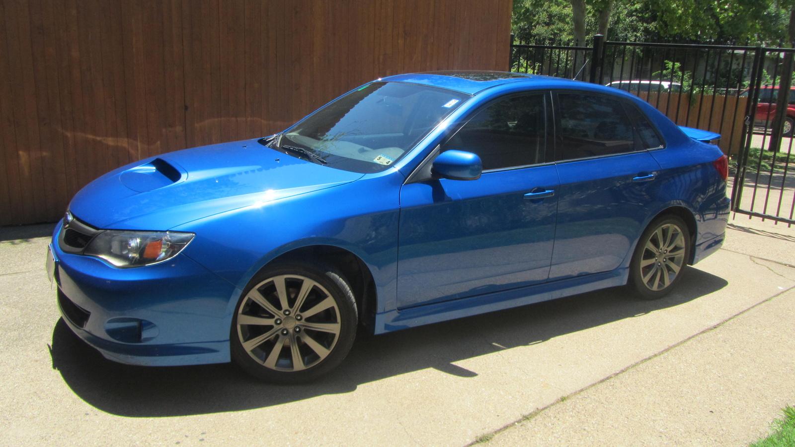 2009 Subaru Impreza Wrx Pictures To Pin On Pinterest