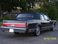 1986 Lincoln Town Car Pictures Cargurus