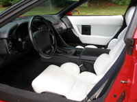 Picture of 1993 Chevrolet Corvette Coupe RWD, interior, gallery_worthy