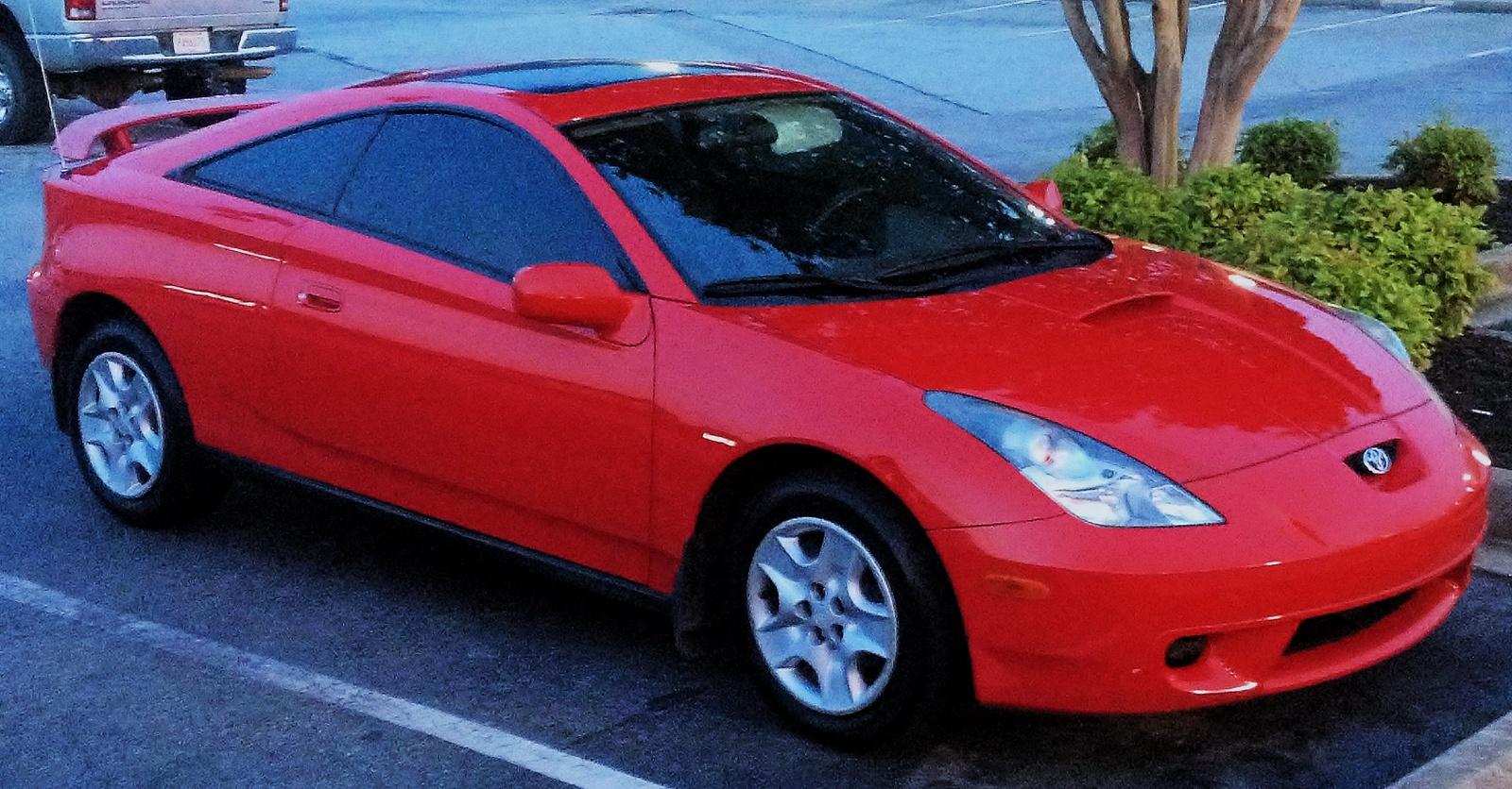 2001 Toyota Celica Pictures Cargurus