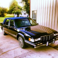 Picture of 1993 Cadillac DeVille Base Sedan, exterior