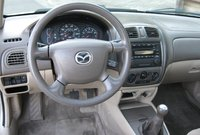 Picture of 2001 Mazda Protege LX 2.0, interior, gallery_worthy