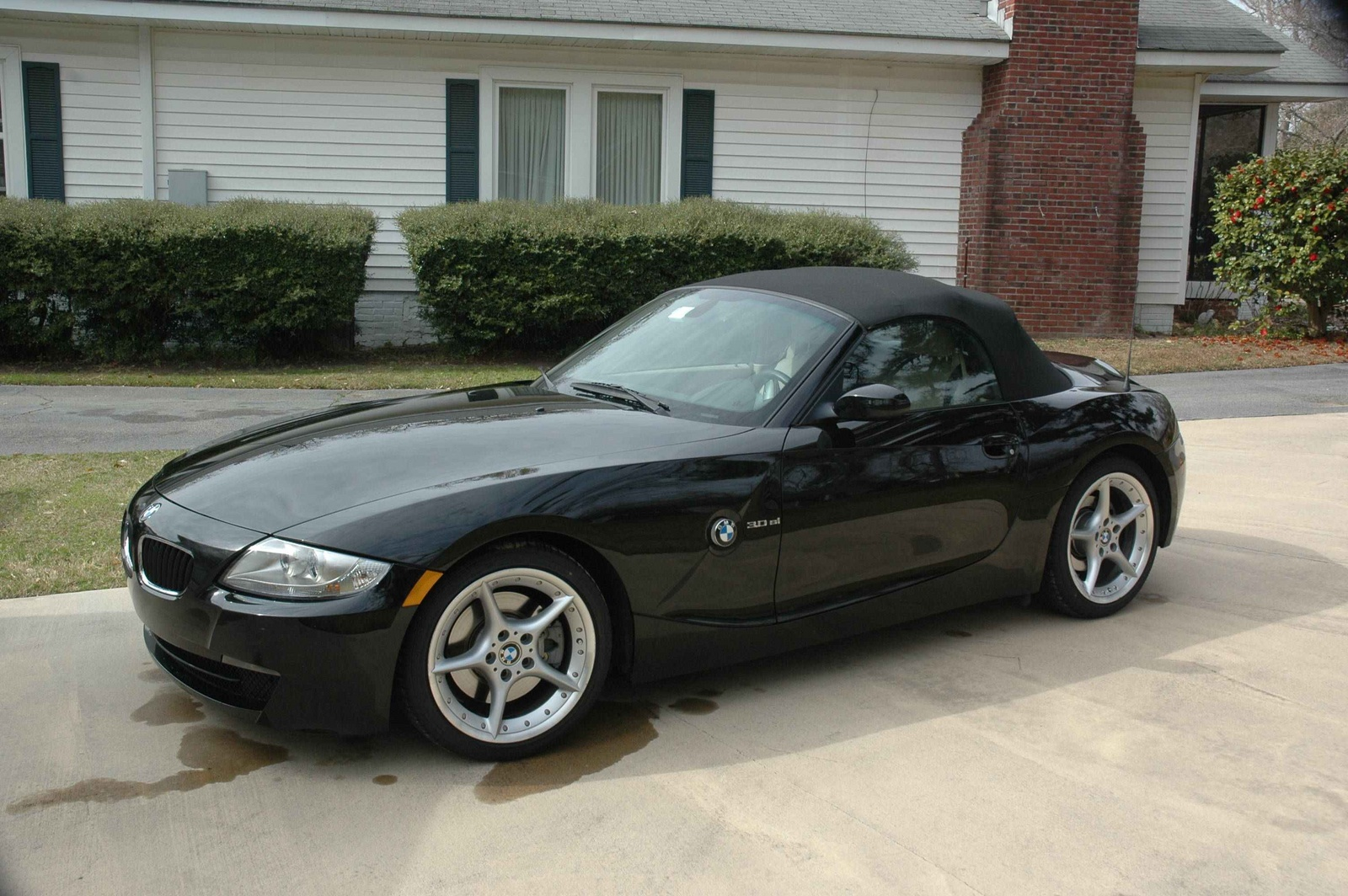 2008 bmw z4 trim information cargurus. Black Bedroom Furniture Sets. Home Design Ideas