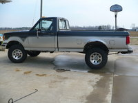 1989 Ford F-250, New Shocks, Wheels and Rubber, exterior