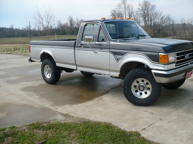 1989 Ford F-250, New Shocks, Wheels and Rubber, exterior, gallery_worthy