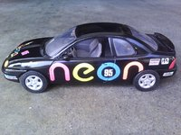 1998 Plymouth Neon 4 Dr Highline Sedan, 1995 ACR SCCA Neon, gallery_worthy