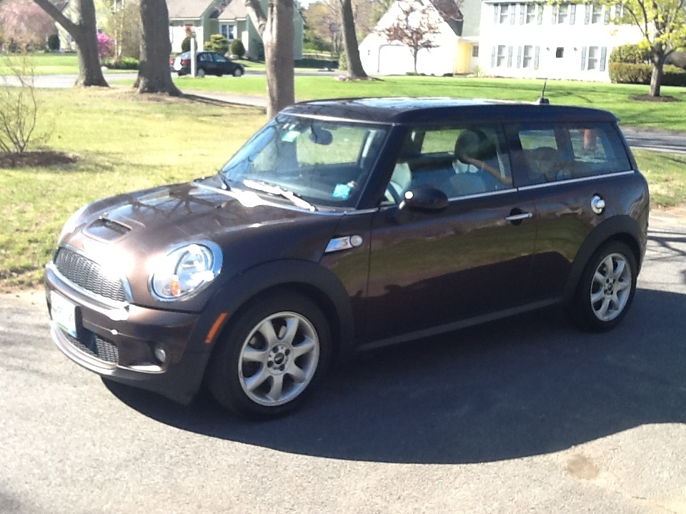 picture of 2009 mini cooper clubman s exterior. Black Bedroom Furniture Sets. Home Design Ideas