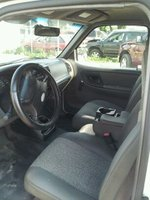 Picture of 2001 Ford Ranger 2 Dr XL Standard Cab SB, interior