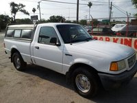 Picture of 2001 Ford Ranger 2 Dr XL Standard Cab SB, exterior