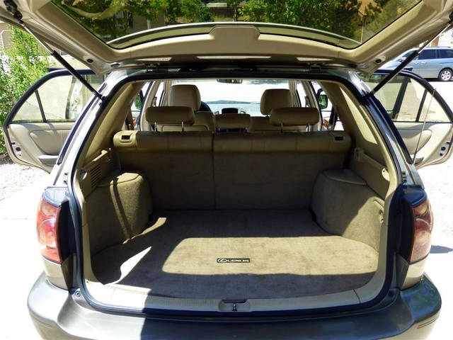 Wonderful Picture Of 1999 Lexus RX 300 AWD, Interior, Gallery_worthy