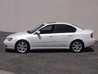 Picture of 2007 Subaru Legacy 2.5 GT Limited, exterior