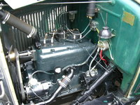 Picture of 1931 Ford Model A Coupe, engine, gallery_worthy