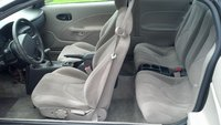 Picture of 2002 Saturn S-Series 3 Dr SC2 Coupe, interior