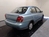 Picture of 2000 Toyota ECHO 4 Dr STD Sedan, exterior