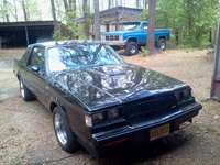 1985 Buick Grand National Picture Gallery