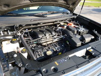 2013 Ford Flex SEL picture, engine