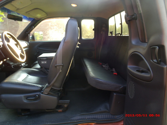 2001 dodge ram 2500 interior pictures cargurus. Black Bedroom Furniture Sets. Home Design Ideas