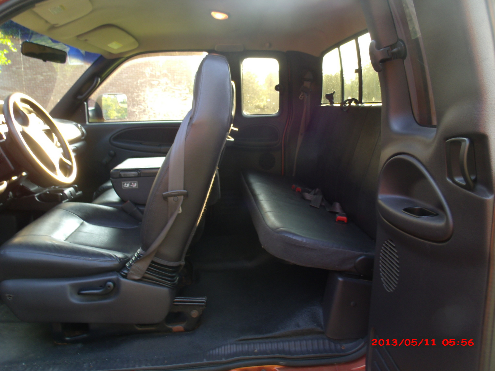 2001 Dodge Ram Pickup 2500 Interior Pictures Cargurus