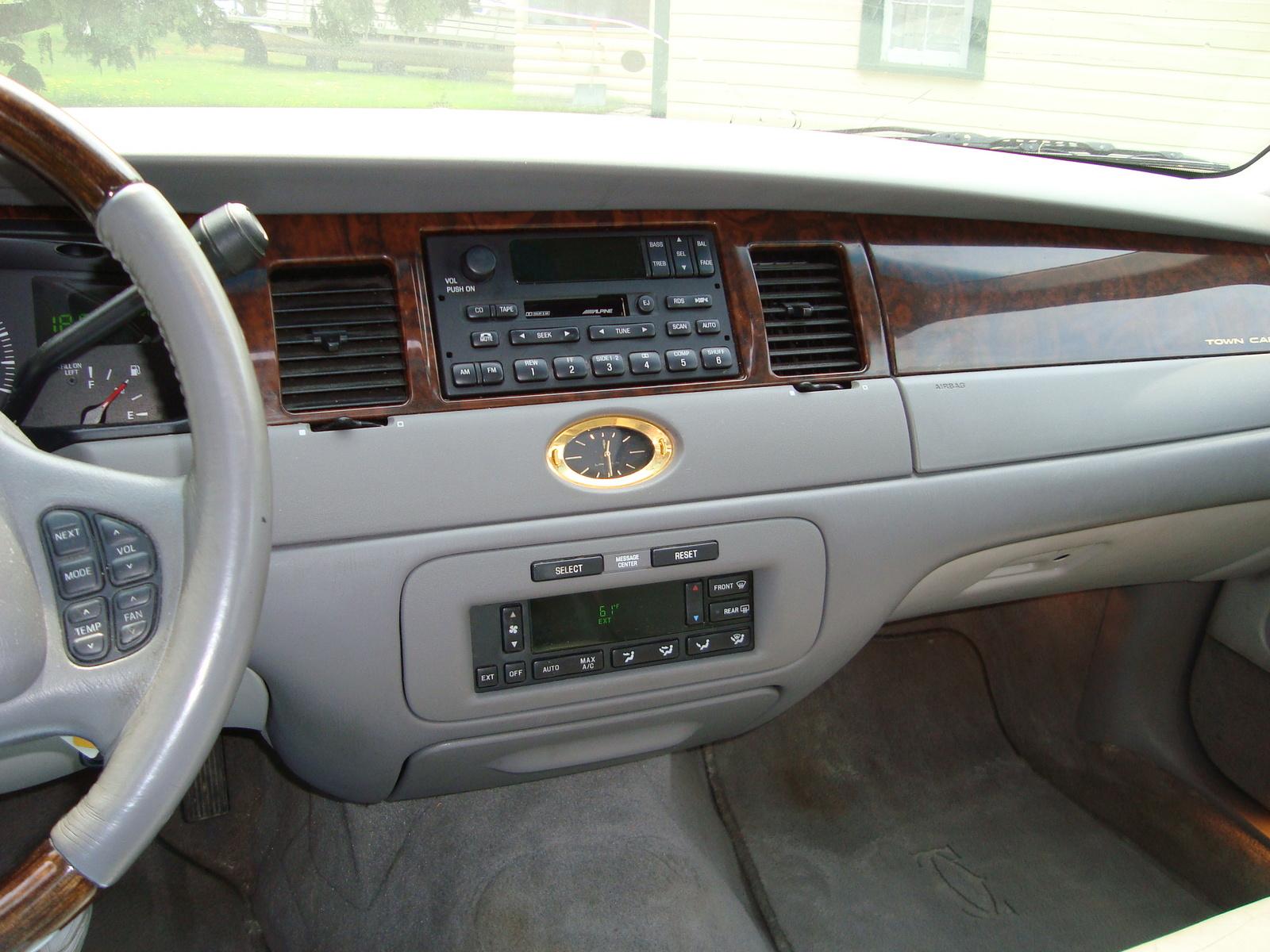 2000 Lincoln Town Car Interior Pictures Cargurus