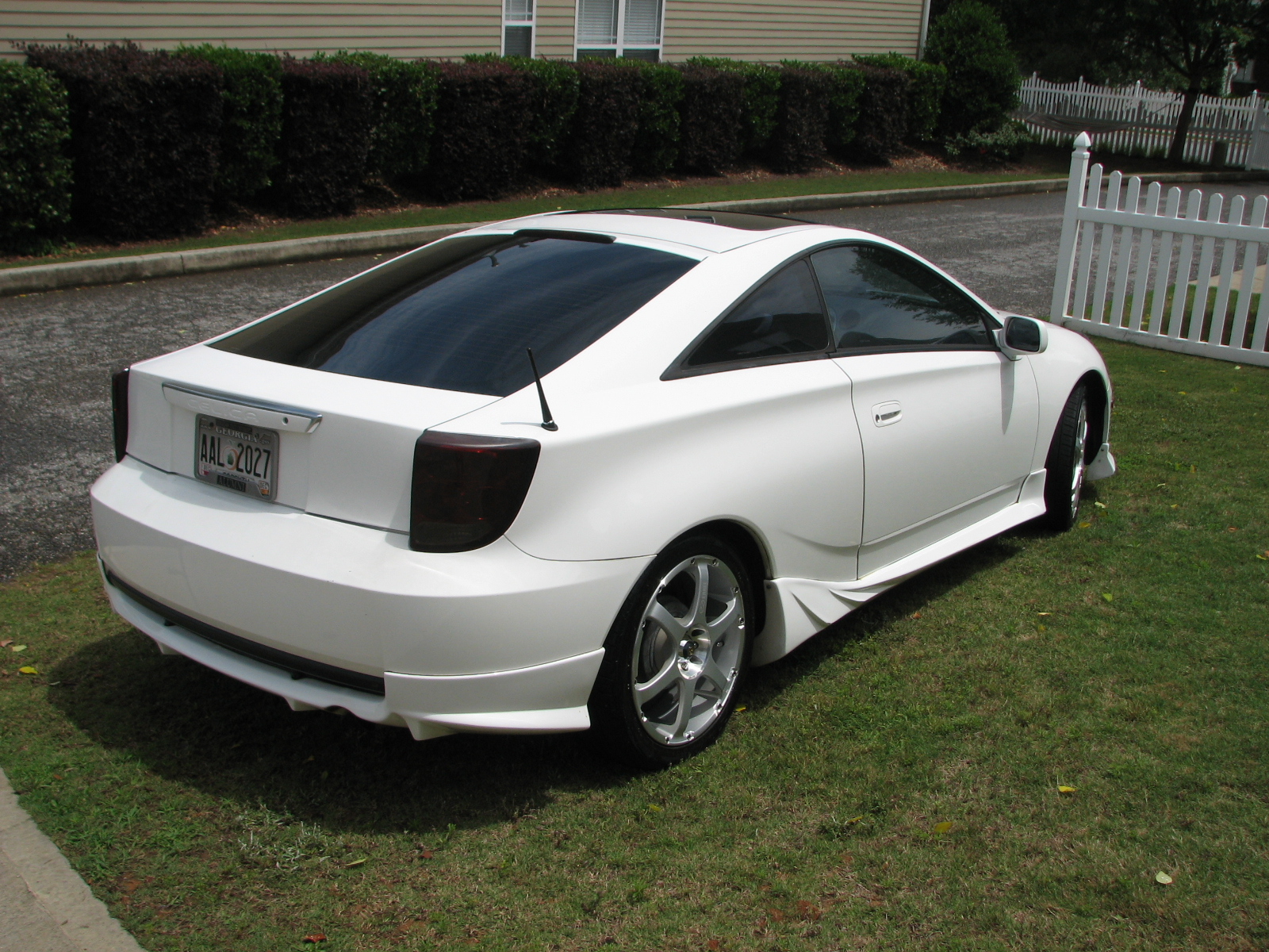 picture of 2003 toyota celica gt exterior. Black Bedroom Furniture Sets. Home Design Ideas