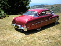 1951 Mercury Monterey Overview