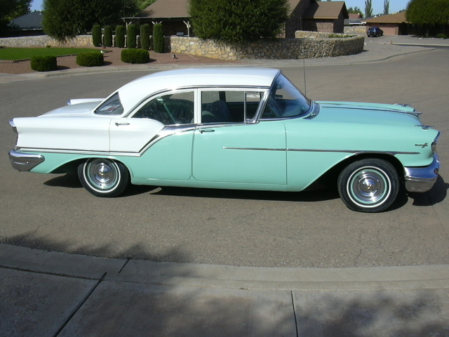 Picture of 1957 Oldsmobile Eighty-Eight, exterior