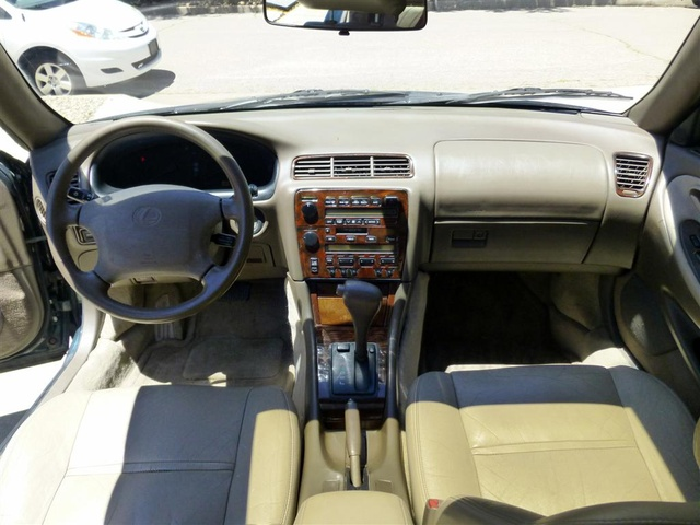 Picture of 1994 Lexus ES 300 Base, interior, gallery_worthy