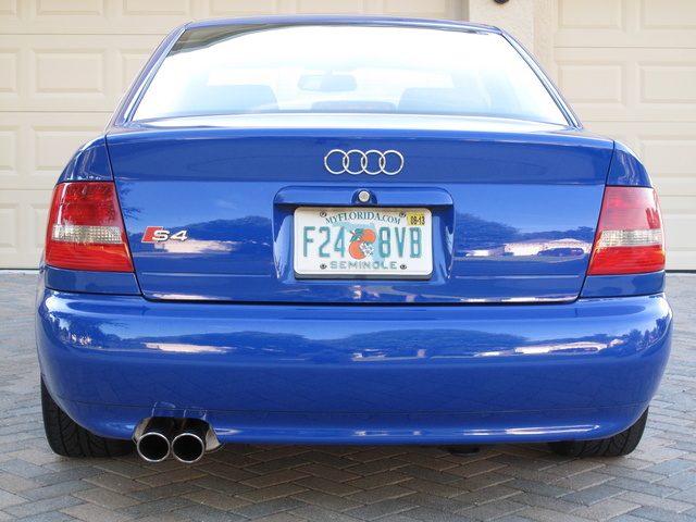 Picture of 2002 Audi S4 quattro Turbo Sedan, exterior, gallery_worthy