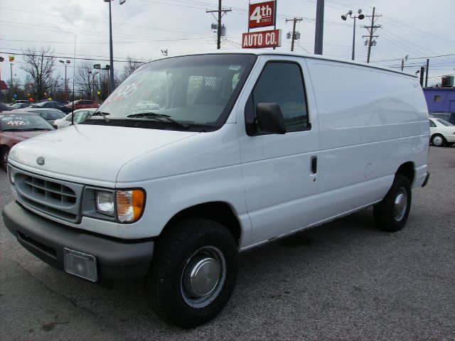 2002 ford e150 cargo van for sale. Black Bedroom Furniture Sets. Home Design Ideas