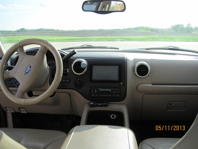 Picture of 2004 Ford Expedition Eddie Bauer 4WD, interior, gallery_worthy