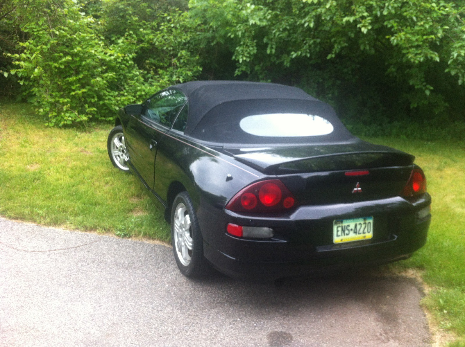 2001 mitsubishi eclipse spyder other pictures cargurus. Black Bedroom Furniture Sets. Home Design Ideas