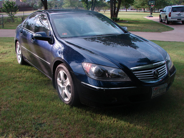 2006 acura rl - pictures
