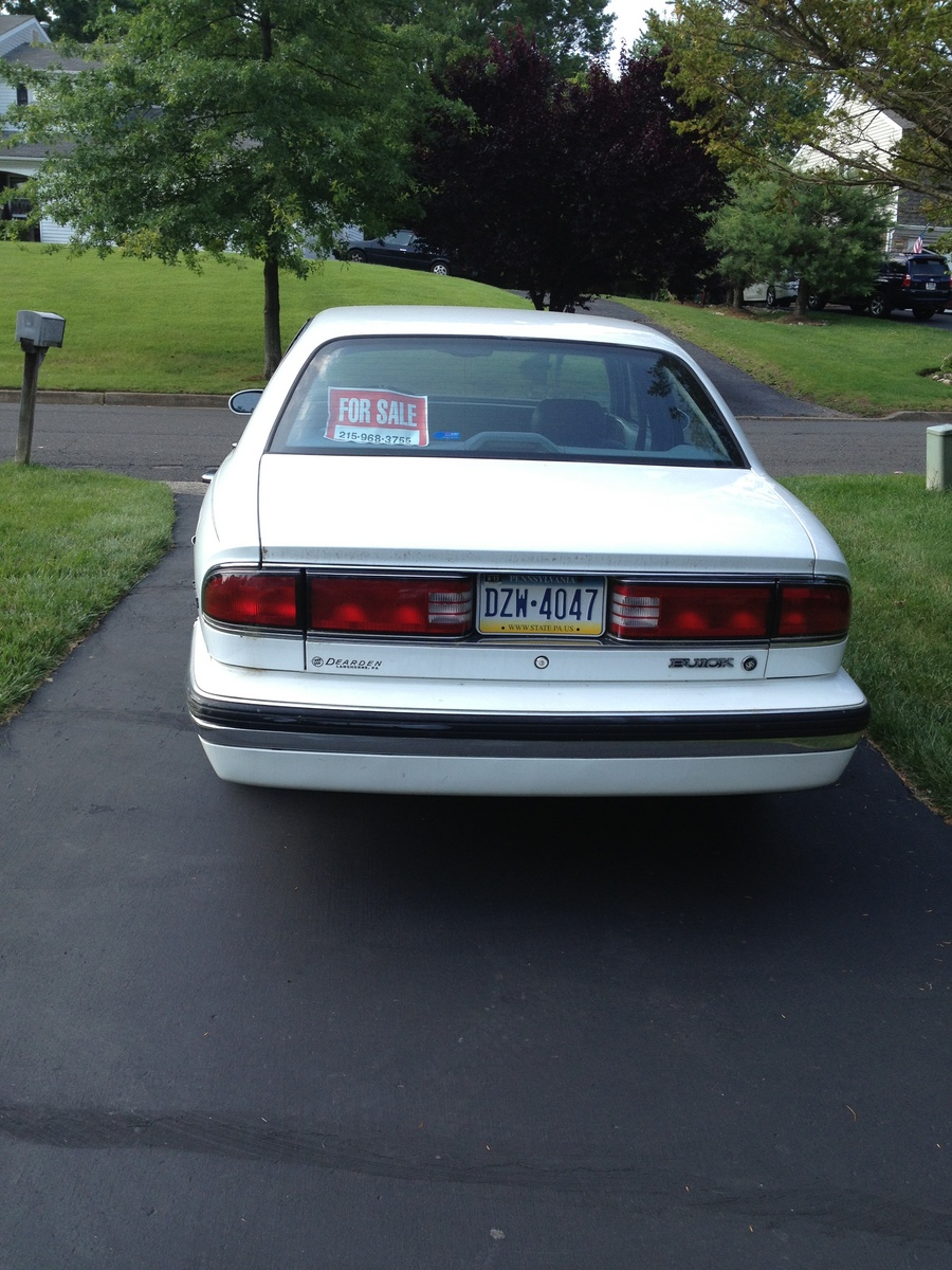 Picture of 1996 Buick LeSabre Limited