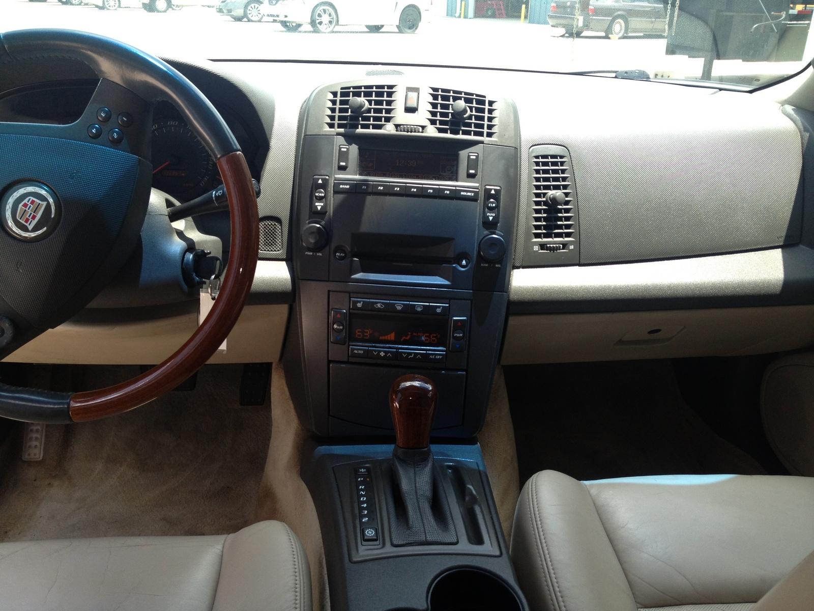 2003 Cadillac Cts Interior Pictures Cargurus