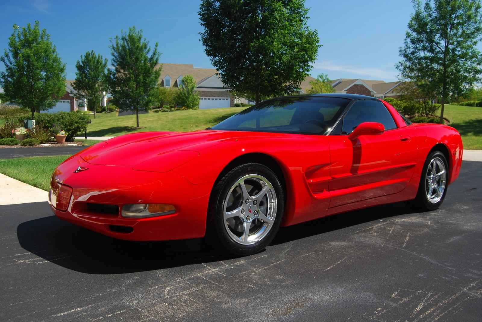 2004 corvette: