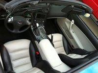 Picture of 2010 Chevrolet Corvette Coupe 3LT, interior