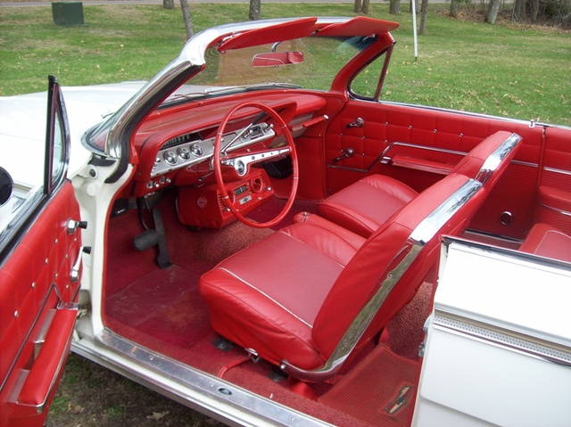 Picture of 1962 Chevrolet Impala, interior